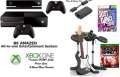 XBOX One-500GB Music Bundle with Rock Band 4 and Just Dance 2016, Extra Controller & Kinect Sensor