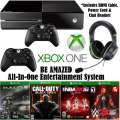 Ultimate XBOX One-500GB Gaming Bundle W/4-Games & Turtle Beach Surround Sound Gaming Headset