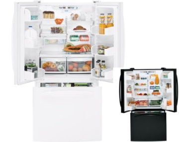 French door refrigerators: Ge French Door Refrigerator ... on
