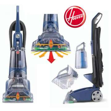 Hoover Max Extract 60 Pressure Pro Carpet Deep Cleaning Upright