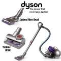 Dyson DC47 Animal Canister Vacuum W/ 2 Tier Radial� Cyclones & Ball� Technology