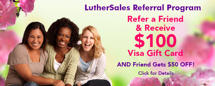 Referral Program Luther Appliance And Furniture