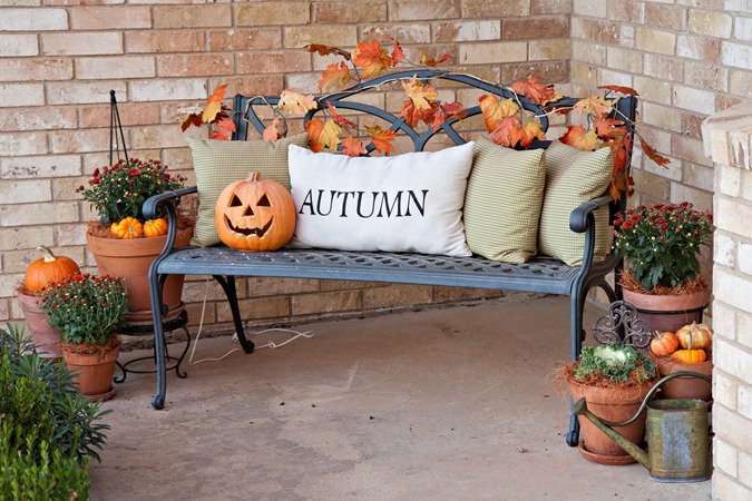 Turn Your Home Into An Autumn Retreat With These Simple Tips U2014  LutherSales.com