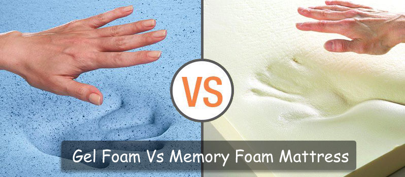 Memory Foam Vs Gel Foam Which Mattress Is Right For You