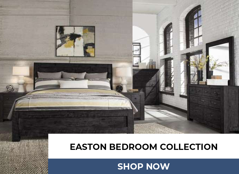EASTON BEDROOM COLLECTION Fresh Rustic Transitional Design at its Simply Finest