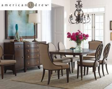 Grantham Hall By American Drew 7 Piece Dining Suite