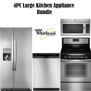 Appliance Bundle Packages | Buy Now Pay Later | Financing | Bad Credit