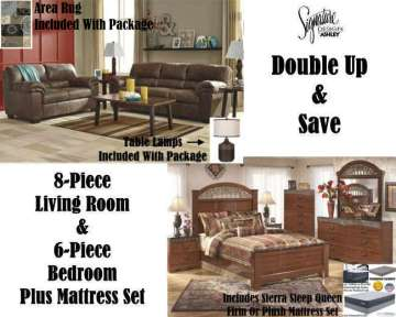 Double Up U0026 Save With Our Bedroom/Living Room Makeover
