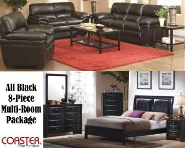 All Black Multi Room Package Part 56