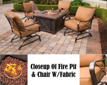 outdoor firepits buy now pay later financing bad credi