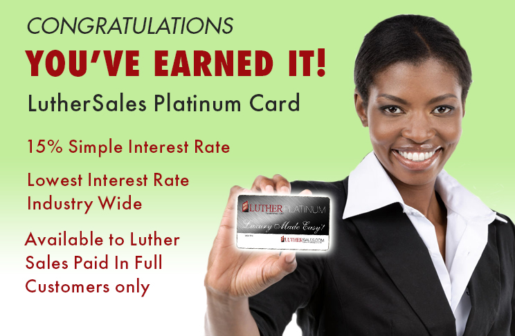 The Platinum Card, Exclusively For You!
