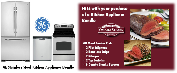 Free Omaha Steak All Meat Combo