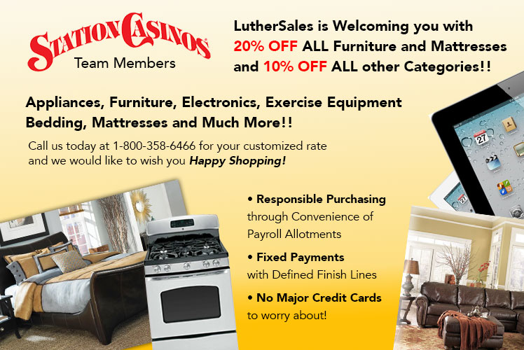 Welcome to LutherSales
