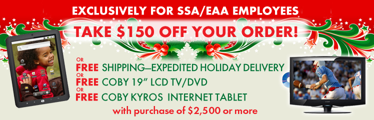 Exclusively for SSA/EAA Employees