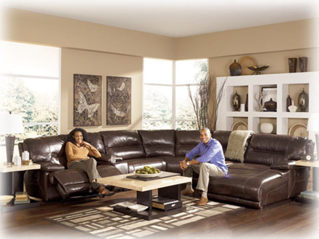 Oversize 6-Piece Sectional