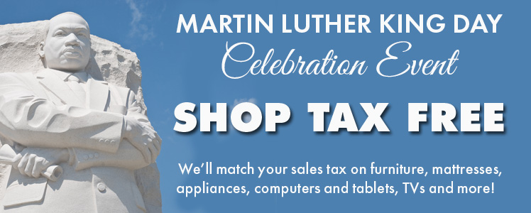 Shop Tax Free At LutherSales