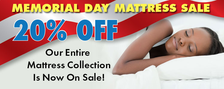 20% Off Your Mattress Purchase