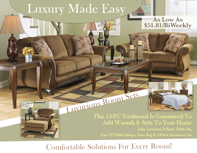 Luthersales Is Luxury Made Easy Luther Appliance And Furniture
