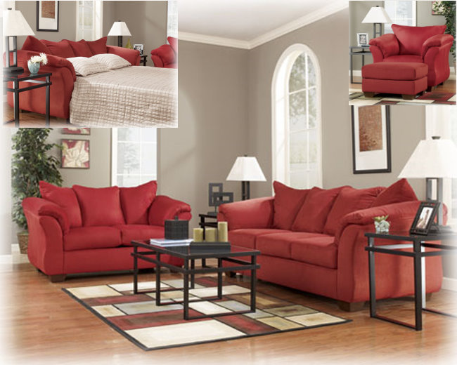 7-Piece Living Room Collection