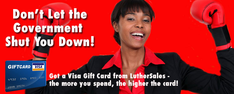 Luther Sales Free Offer
