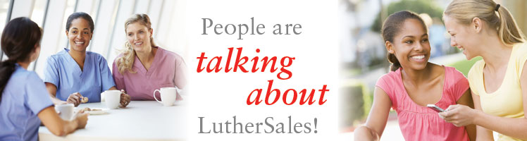 Why people love LutherSales