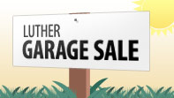 Luther Garage Sale