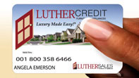 LutherCharge Card
